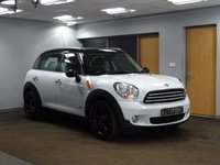 USED 2013 13 MINI COUNTRYMAN 1.6 COOPER D ALL4 5d 112 BHP