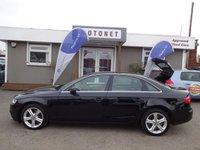 2013 AUDI A4 2.0 TDI SE TECHNIK 4DR DIESEL 134 BHP+++£30 PER YEAR TAX+++ £9900.00