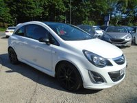 USED 2013 63 VAUXHALL CORSA 1.2 i 16v Limited Edition 3dr (a/c) **low Miles**