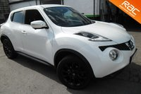 USED 2014 64 NISSAN JUKE 1.5 TEKNA DCI 5d 110 BHP VIEW AND RESERVE ONLINE OR CALL 01527-853940 FOR MORE INFO.