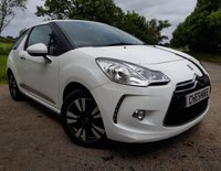 USED 2012 12 CITROEN DS3 1.6 E-HDI DSTYLE 3d PRIVACY GLASS & A/C