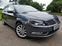 USED 2015 64 VOLKSWAGEN PASSAT 2.0 EXECUTIVE TDI BLUEMOTION TECHNOLOGY 5d 139 BHP