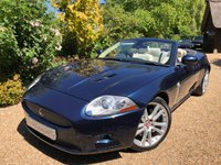 2008 JAGUAR XK8 CONVERTIBLE