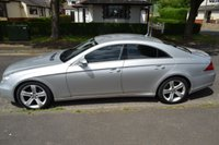 USED 2010 60 MERCEDES-BENZ CLS CLASS 3.0 CLS350 CDI 4d AUTO 222 BHP SERVICE HISTORY, HEATED LEATHER MEMORY SEATS, SATELLITE NAVIGATION, BLUETOOTH