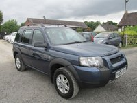 USED 2005 05 LAND ROVER FREELANDER 2.0 TD4 S STATION WAGON 5d 110 BHP 1 OWNER FULL SERVICE HISTORY LOW MILEAGE