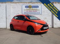 USED 2014 64 TOYOTA AYGO 1.0 VVT-I X-CITE 5d 69 BHP Dealer History DAB Bluetooth 0% Deposit Finance Available