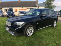 USED 2010 60 BMW X1 2.0 XDRIVE23D SE 5d AUTO 201PS low miles very high spec full bmw service history