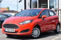 USED 2013 13 FORD FIESTA 1.5 STYLE TDCI 5d 74 BHP Full Service History 5 Stamps
