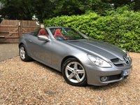 2010 MERCEDES-BENZ SLK 1.8 SLK200 KOMPRESSOR 2d AUTO 184 BHP £10989.00