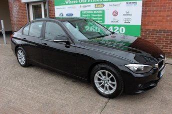2014 BMW 3 SERIES 2.0 320D EFFICIENTDYNAMICS BUSINESS 4d 161 BHP £10299.00