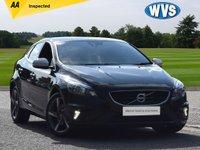 2015 VOLVO V40 2.0 D2 R-DESIGN NAV 5d AUTO 118 BHP £10999.00