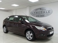 2008 FORD FOCUS 1.6 STYLE 5d 100 BHP £3390.00