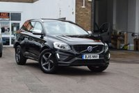 2015 VOLVO XC60 2.0 D4 R-DESIGN LUX 5d 178 BHP £19799.00