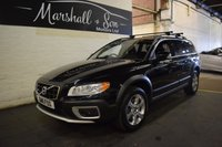 USED 2011 11 VOLVO XC70 2.4 D5 SE AWD 5d AUTO 202 BHP LOVELY CAR INSIDE AND OUT - PDC - FULL LEATHER