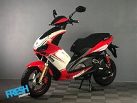 USED 2018 NECO GPX 4T AC Rosso Racing R Brand New * 0% Deposit Finance Available