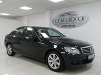 USED 2009 09 MERCEDES-BENZ C CLASS 2.1 C200 CDI SE 4d AUTO 135 BHP IMMACULATE OVERALL CONDITION, MOT 14.6.19