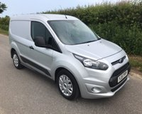 2015 FORD TRANSIT CONNECT 200 TREND P/V £7995.00