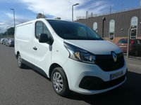 2015 RENAULT TRAFIC 1.6 SL27 BUSINESS PLUS ENERGY DCI S/R P/V 1d 120 BHP £9900.00