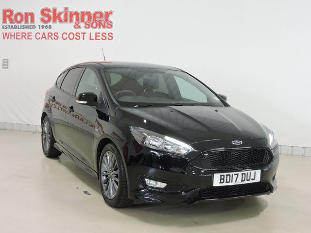 View our 2017 17 FORD FOCUS 1.0 ST-LINE 5d 124 BHP