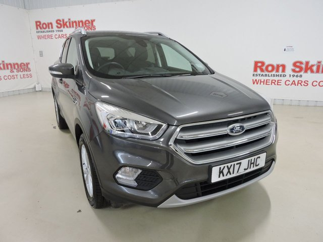 View our 2017 17 FORD KUGA 1.5 TITANIUM TDCI 5d 118 BHP