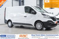 2015 RENAULT TRAFIC 1.6 SL29 BUSINESS DCI S/R P/V 1d 115 BHP £8995.00