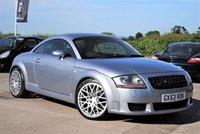2003 AUDI TT 3.2 V6 QUATTRO 3d AUTO 247 BHP £4975.00