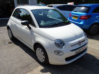 USED 2015 65 FIAT 500 1.2 POP 3d 69 BHP NEW SHAPE WITH COLOUR TOUCHSCREEN New Shape Model with Colour Touchscreen Display! Fiat Service History + Just Serviced by ourselves, One Owner from new, Minimum 8 months MOT, Great on fuel economy! Only £20 Road Tax!