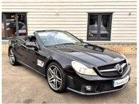 2010 MERCEDES-BENZ SL CLASS 6.3 SL63 AMG 2dr £34995.00