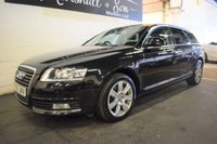 USED 2010 60 AUDI A6 2.0 AVANT TDI SE 5d AUTO 168 BHP LOVELY CAR INSIDE AND OUT - PDC - FULL LEATHER