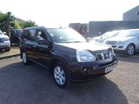 2007 NISSAN X-TRAIL 2.0 SPORT EXPEDITION DCI 5d 171 BHP £2990.00
