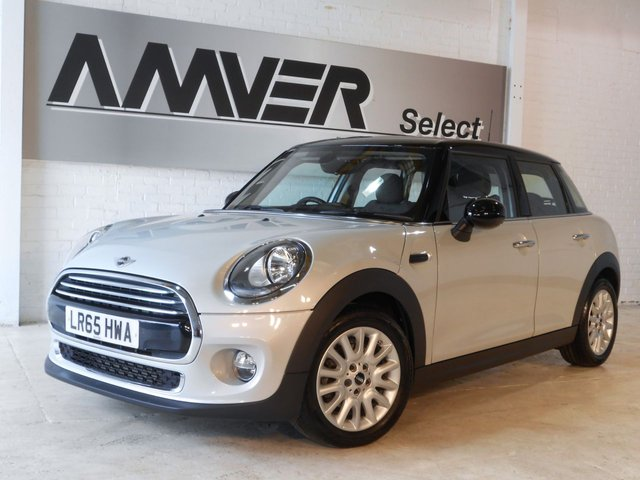 2015 65 MINI HATCH COOPER 1.5 COOPER 5d 134 BHP