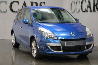 2012 RENAULT SCENIC 1.6 I-MUSIC VVT 5d 109 BHP £2495.00