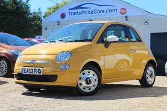 2013 FIAT 500 1.2 COLOUR THERAPY 3d 69 BHP £5950.00