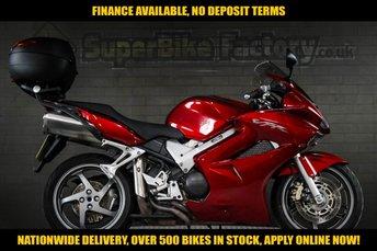 2009 HONDA VFR800F 800cc £4491.00