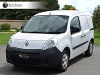 USED 2013 13 RENAULT KANGOO 0.0 ML20 ZE 1d AUTO 59 BHP BATTERY OWNED BATTERY OWNED
