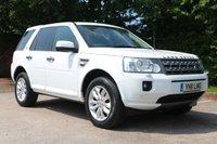 2011 LAND ROVER FREELANDER 2.2 SD4 HSE 5d AUTO 190 BHP £10990.00