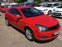 USED 2009 59 VAUXHALL ASTRA 1.6 SXI 3d 115 BHP GREAT LOW MILEAGE EXAMPLE