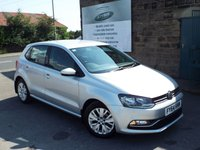 USED 2014 64 VOLKSWAGEN POLO 1.4 SE TDI BLUEMOTION 5d 74 BHP Two Owners service History ZERO Rate Road Tax