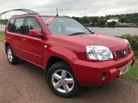 USED 2004 04 NISSAN X-TRAIL 2.2 SPORT DCI 5d 135 BHP **PRICED TO CLEAR**