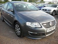 2010 VOLKSWAGEN PASSAT 1.6 BLUEMOTION TDI 4d 103 BHP £SOLD