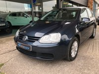 USED 2008 08 VOLKSWAGEN GOLF 1.9 Match TDI 5d 105 BHP Full service history including cambelt
