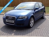 USED 2008 08 AUDI A3 2.0 TDI 5d 168 BHP MANAGERS SPECIAL OFFER SAVE ££££££