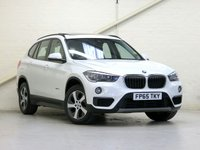 2015 BMW X1 2.0 SDRIVE18D SE 5d AUTO 148 BHP [HUGE SPEC] £18535.00