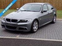 USED 2010 10 BMW 3 SERIES 2.0 318I M SPORT 4d 141 BHP