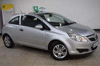 USED 2008 58 VAUXHALL CORSA 1.2 ACTIVE 3d 80 BHP