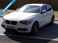 USED 2013 13 BMW 1 SERIES 1.6 116I SPORT 5d 135 BHP