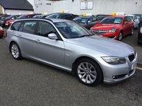 2010 BMW 3 SERIES 2.0 320D SE TOURING 5d AUTO 181 BHP £7500.00