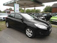 USED 2013 13 FORD FOCUS 1.6 EDGE TDCI 95 5d 94 BHP ONE OWNER FROM NEW