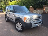 2009 LAND ROVER DISCOVERY 2.7 3 COMMERCIAL XS 1d AUTO 188 BHP PLEASE CALL TO VIEW £10750.00