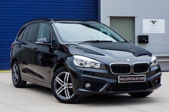 2016 BMW 2 SERIES 216D SPORT GRAN TOURER 5d (7 SEAT)  £15991.00